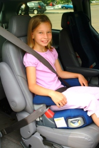 Moving your child to a seatbelt… what's the rush?