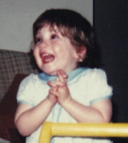 Andrea age 2
