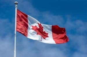 canada day flag