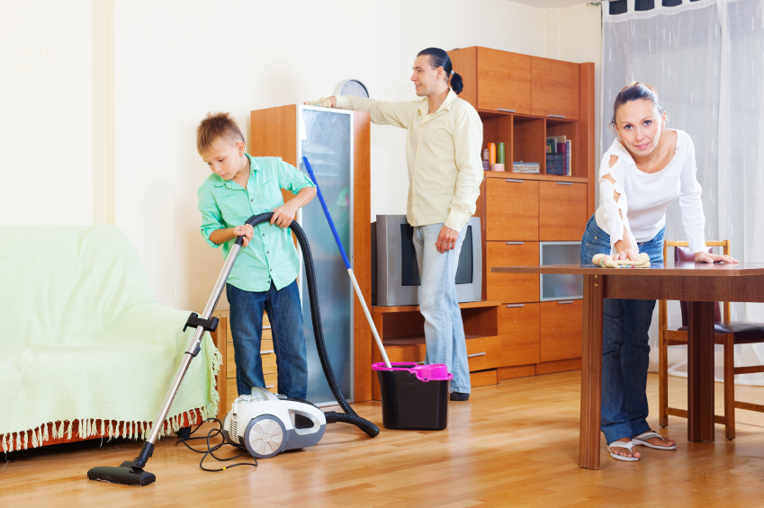 Clean your room please haltonparents for Pictures of clean homes