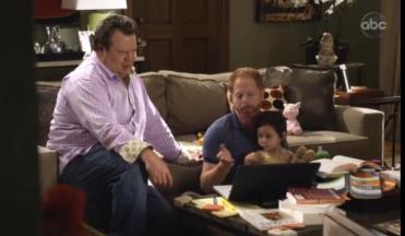 Modern Family Screen Clip