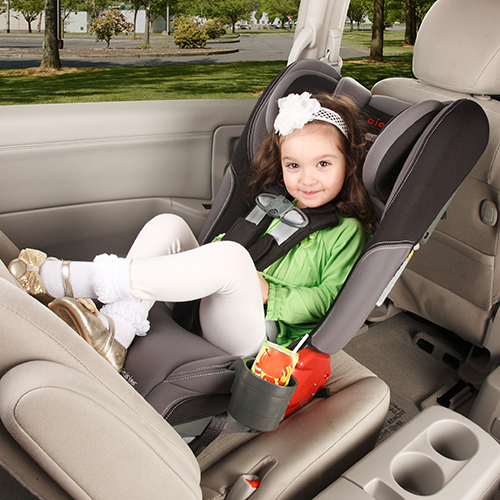 Why babies and toddlers should stay in a rear-facing car seat as ...