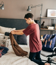 Teenagers and home chores